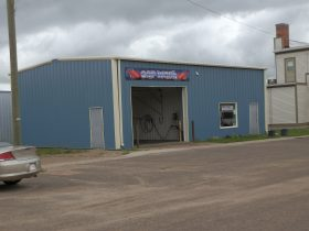 Commercial steel buildings Vernon