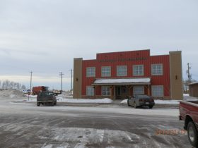 Commercial steel buildings Weyburn