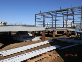 Prefabricated and steel building construction in Kelowna