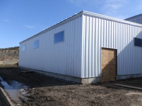 Steel and Metal Building Repairs Edmonton