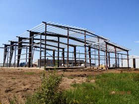 Prefabricated and steel building construction Vancouver