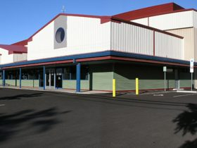 Commercial steel buildings Kelowna