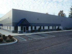Institutional steel buildings Kelowna