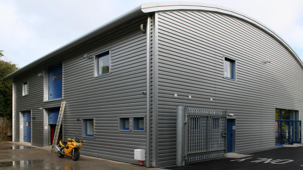 Commercial Steel Buildings Commercial Building Metal