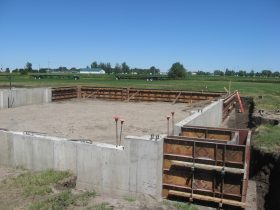Foundation steel buildings Saskatoon