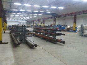 Oil and Gas steel buildings Regina