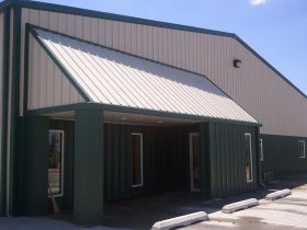 Institutional steel buildings Regina